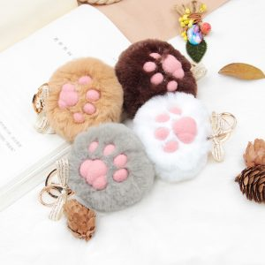 felted dog paw-all