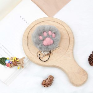 personalized dog paw ornament